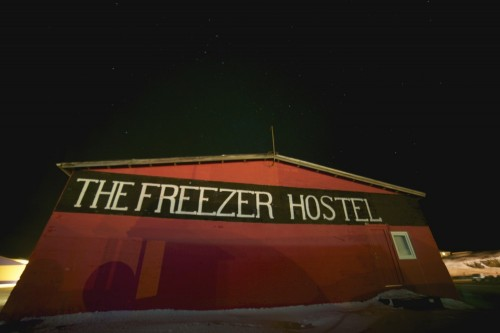 The Freezer hostel