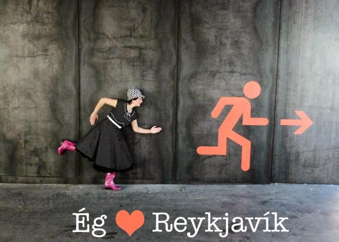 Ég ♥ Reykjavík