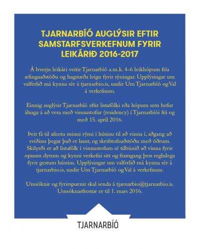 Samstarf2016-2017