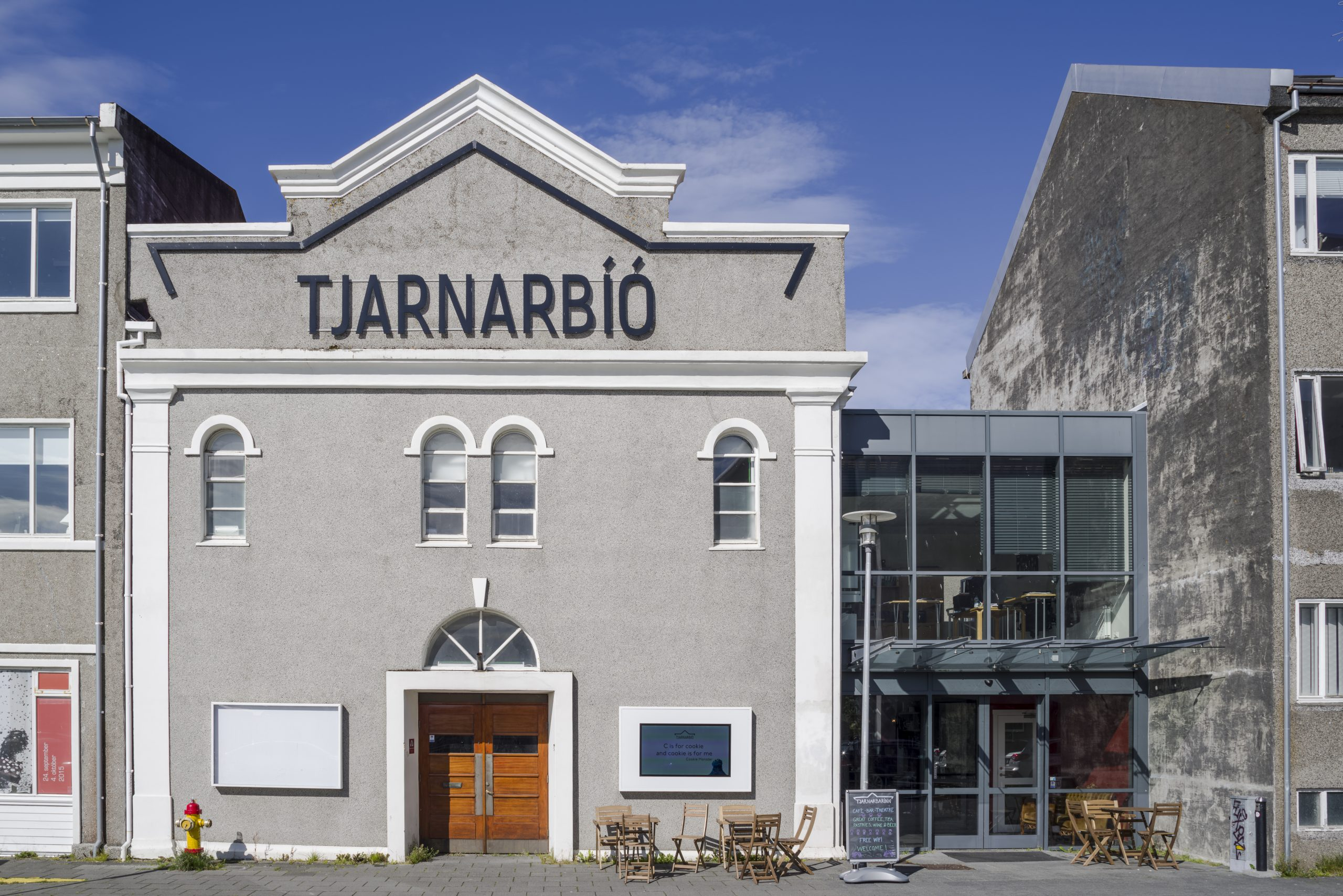 New board of Tjarnarbio Theatre 20 – 21