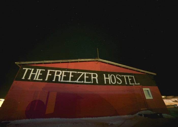 The Freezer Theatre